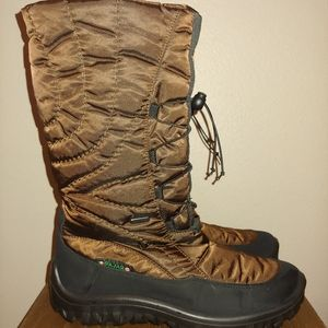 Pajar Tex Women's Quilted tall boots waterproof 38